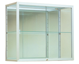 "36""w x 30""h x 14""d Champion 2282 Wall Mount Display Case"