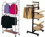 Clothing Racks & Display Systems