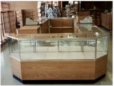 Custom Cash Wrap Counter 4