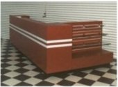 Custom Cash Wrap Counter 5