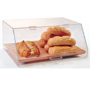 Food Case with Tray