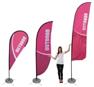 Indoor Outdoor Banner Flags