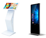 Digital Kiosk Displays