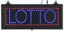 LOTTO - Small LED Indoor Sign