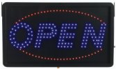 OPEN - Large LED Indoor Sign