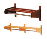 Oak Coat & Hat Racks