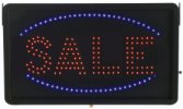 SALE - Large LED Indoor Sign