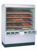 Self Serve Bakery Case