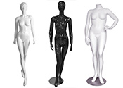Value Series Female Mannequins