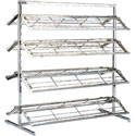 Shoe Rack w/8 shelves