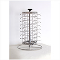 "24""H Countertop Metal Sunglass Rack - 32 Pairs"