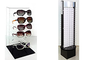 Sunglass Racks & Displays