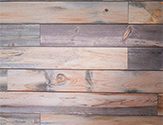 "94""L x 5.75""H x 1/4"" Ultra Thin Textured Shiplap Wall Panel w/Tape - Blue Stained Pine Finish - Set of 8 Planks"