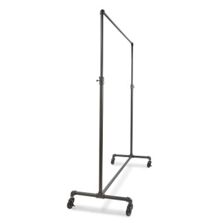 "Pipeline 60"" Wide Adjustable Ballet Rack, Anthracite Grey"