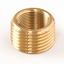 "Brass 7/8"" to 5/8"" Reducing Adapter"