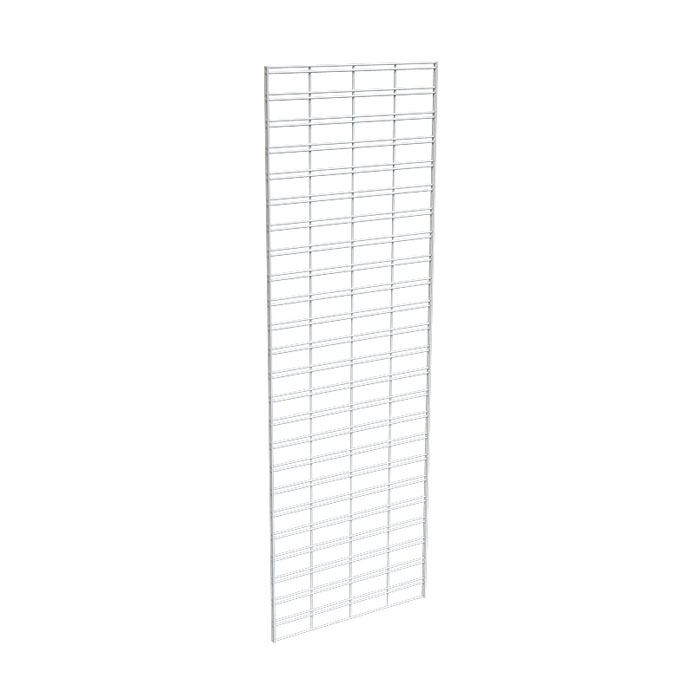 White 24 X 72 Slatgrid Panel Box Of 3