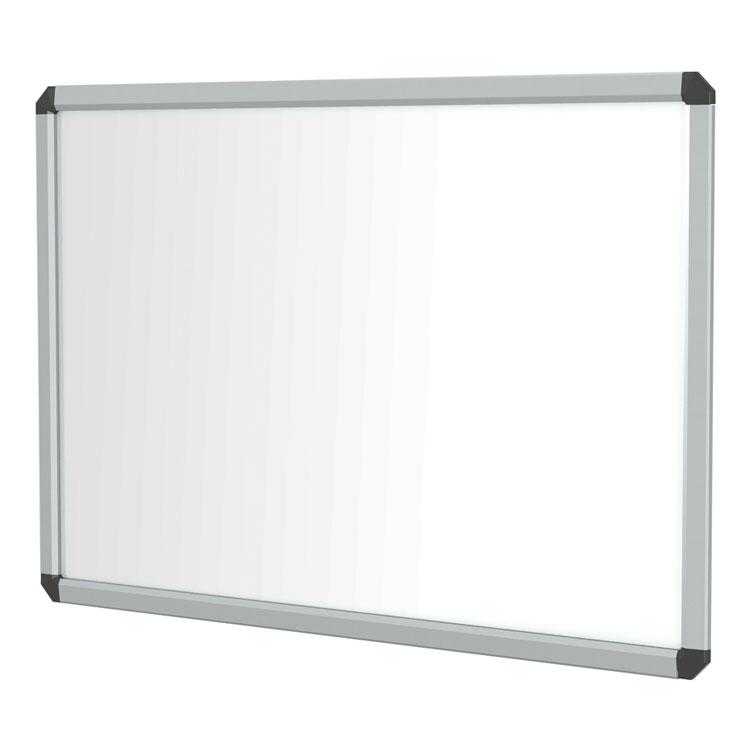 "22""H x 28"" DecoVue Snap Poster Frame White Board - Satin Frame"