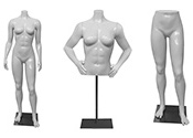 Female Mannequins - Fit Series