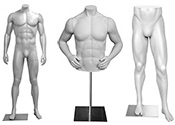 Male Mannequins - Fit Series