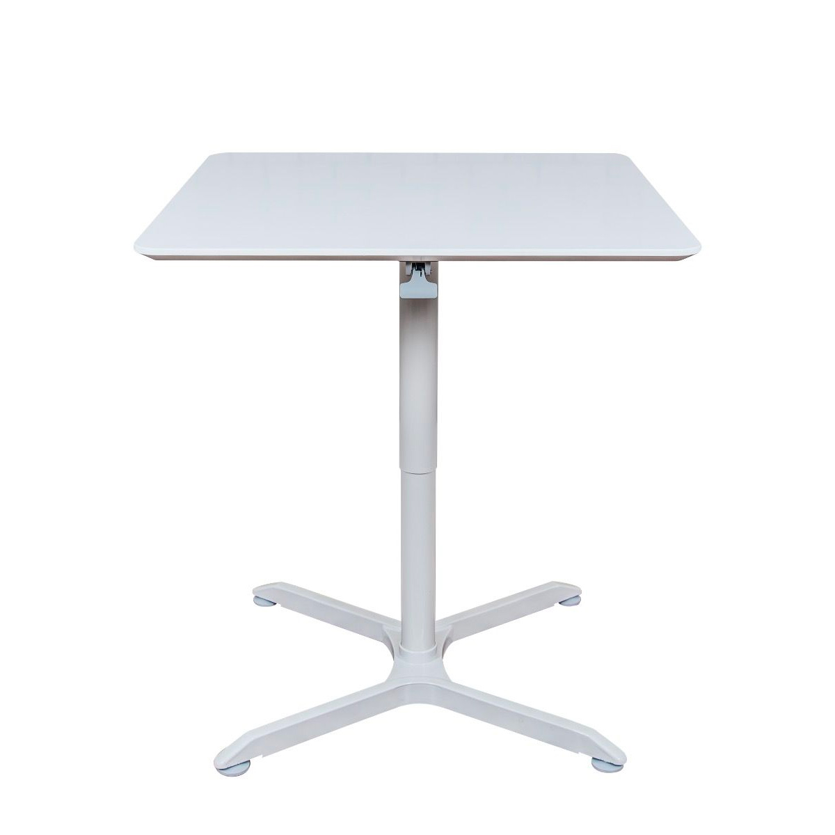 32 Quot Pneumatic Height Adjustable Square Table