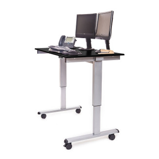 "48"" Electric Adjustable Stand-Up Desk"