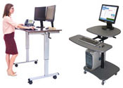 Computer Stands & Workstations