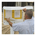 Weatherproof Document Posting Boards