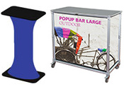 Trade Show Exhibit Counters