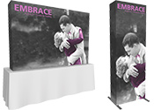 Embrace Fabric Graphic Displays