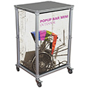 Portable Popup Mini Bar Serving Station