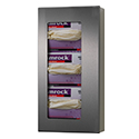 "11-3/8""w x 18""h Wall Mount Infection Prevention Center"