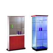 Corporate Series Display Cases