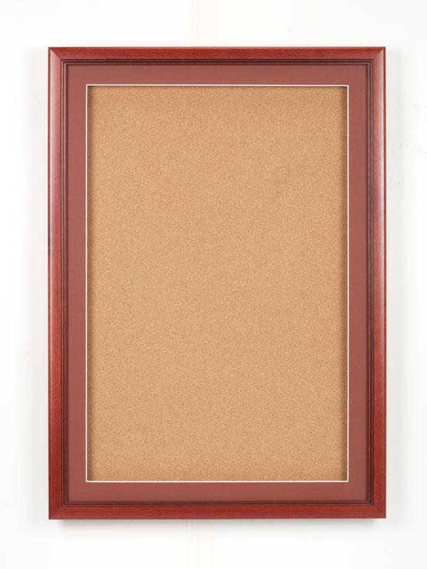 20 x 30 wood frame 1 door enclosed fabric board. Black Bedroom Furniture Sets. Home Design Ideas