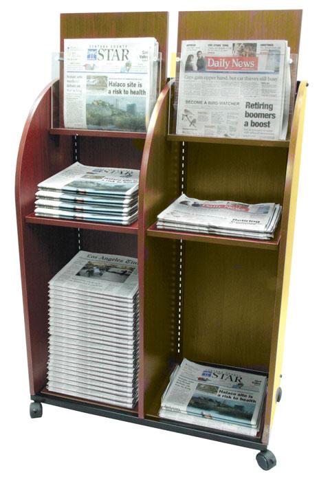 Merchandiser paper
