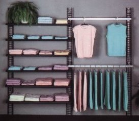 Mirage Mini Ladder Wall Display System Example 1 Store