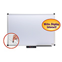 Justick Dry Erase Boards with Clear Overlay