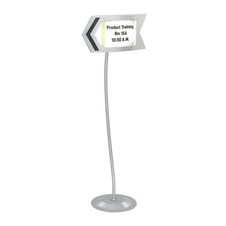 Customizable Arrow Sign Stand