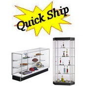 Retail Showcases - Quick Ship