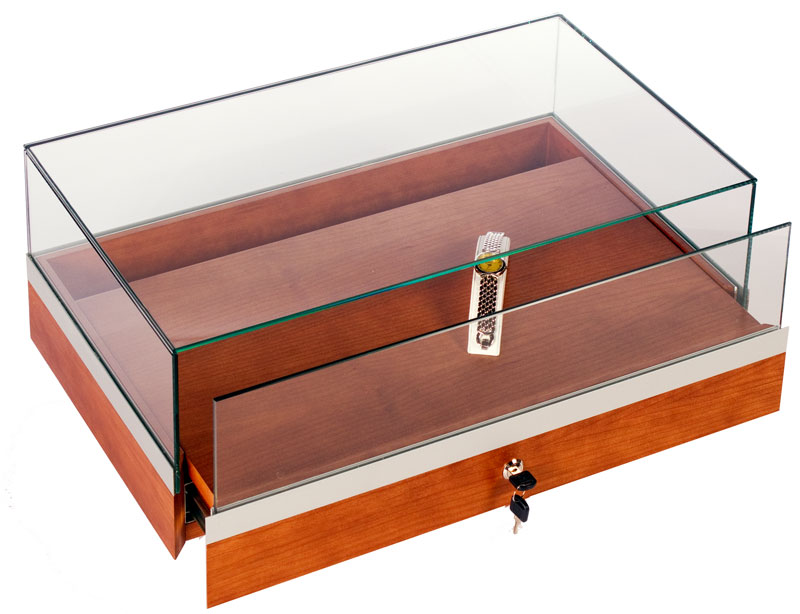 Portable Exhibition Display Cases : Portable countertop display case quot h w
