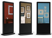 Floor Standing Digital Signage Displays
