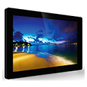 "Touch Screen  22"" Wall Mount Digital Display w/BrightSign Media Player"