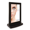 "32"" All-In-One HD Commercial Tabletop Display w/BrightSign Built-In"