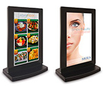 Table Top Digital Signage Display