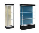 Edge Series Display Cases